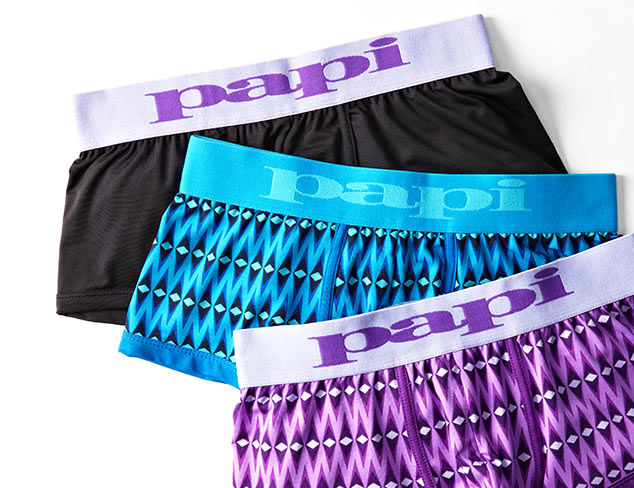 Under It All Boxers, Briefs & More at MYHABIT