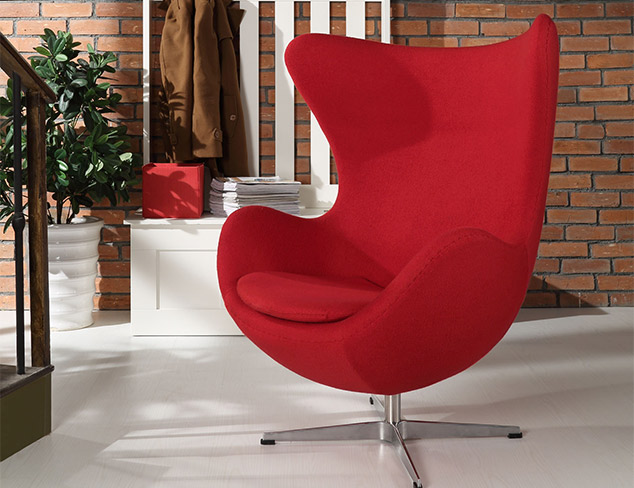 Up to 70 Off Lounge Chairs at MYHABIT