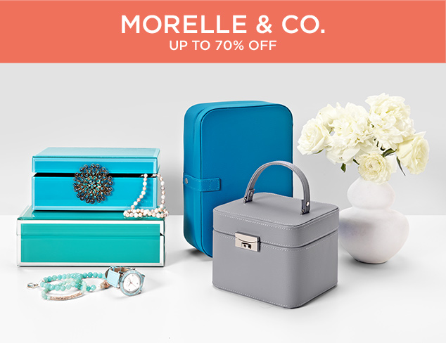 Up to 70 Off Morelle & Co. at MYHABIT