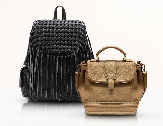 $19 & Up Pink Haley Handbags at MYHABIT