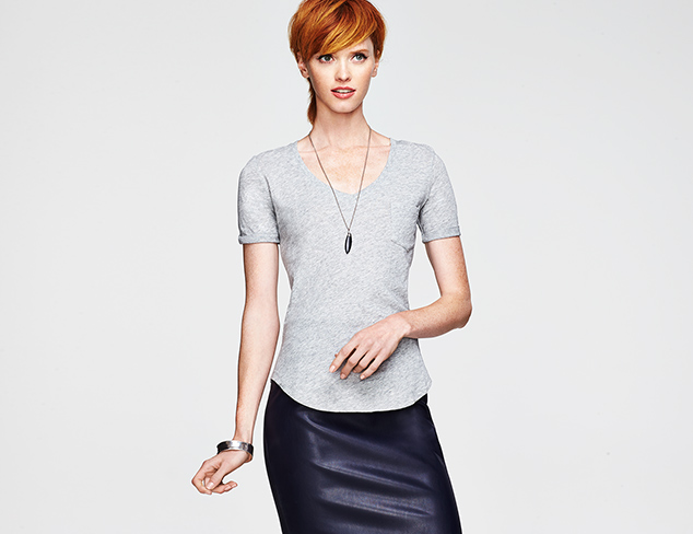 $29 & Under CORE Basic Tees at MYHABIT
