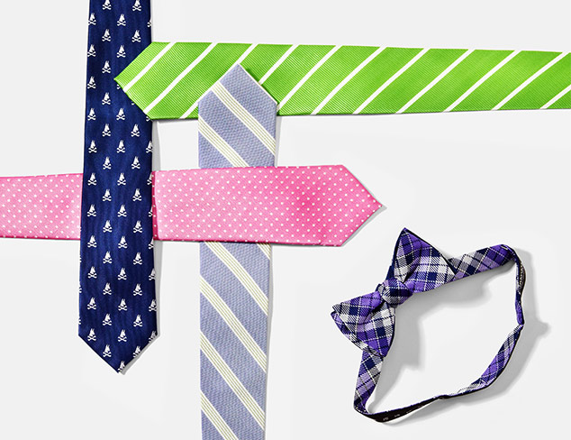 $29 & Under Ties & More feat. Nick Graham at MYHABIT