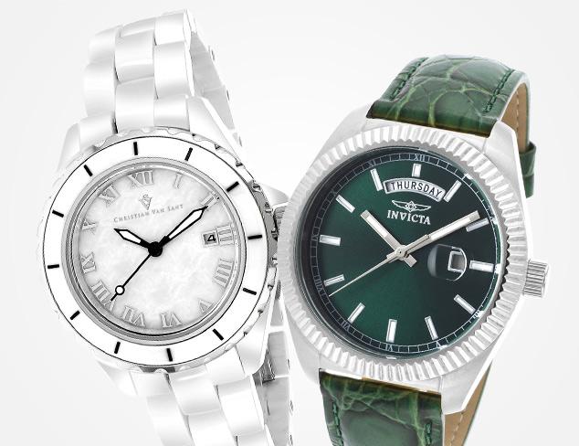 80 Off Designer-Inspired Watches at MYHABIT
