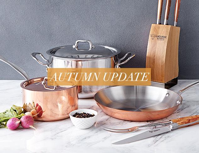 Autumn Update Luxury Kitchen Essentials at MYHABIT