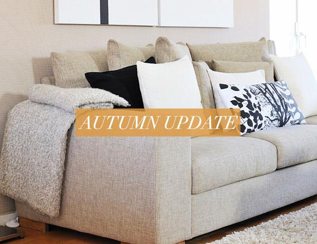 Autumn Update Modern Sofas & Sectionals at MYHABIT