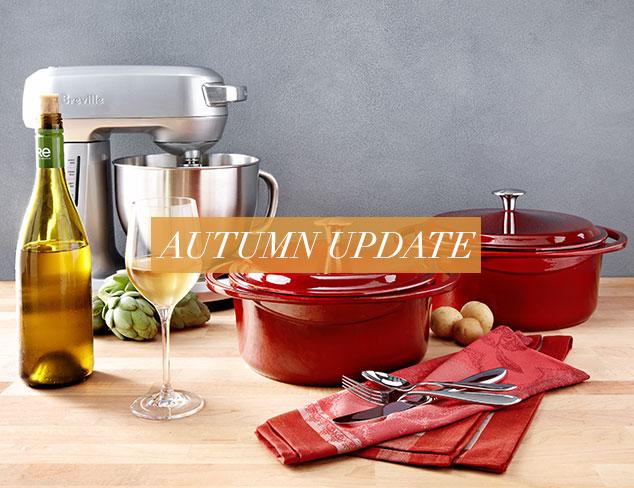 Autumn Update The Sunday Dinner at MYHABIT