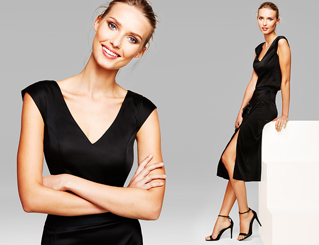 Best in Black Dresses, Sweaters & More at MYHABIT