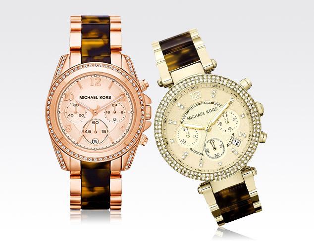 Chronograph Watches feat. Michael Kors at MYHABIT
