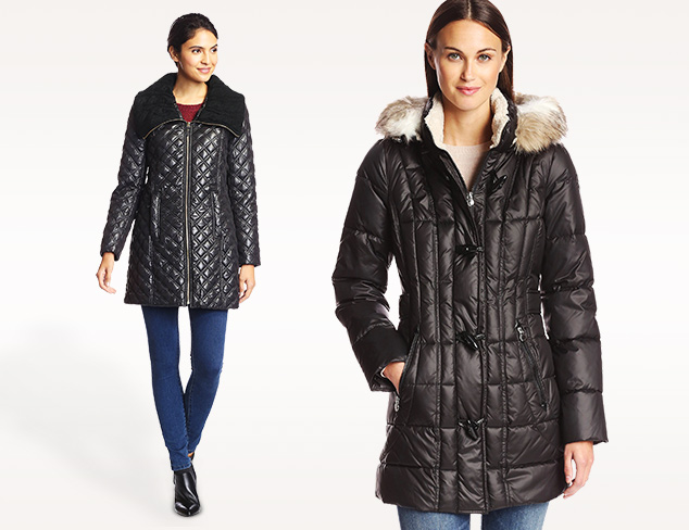 Cold Weather Ahead Downs & Puffers at MYHABIT
