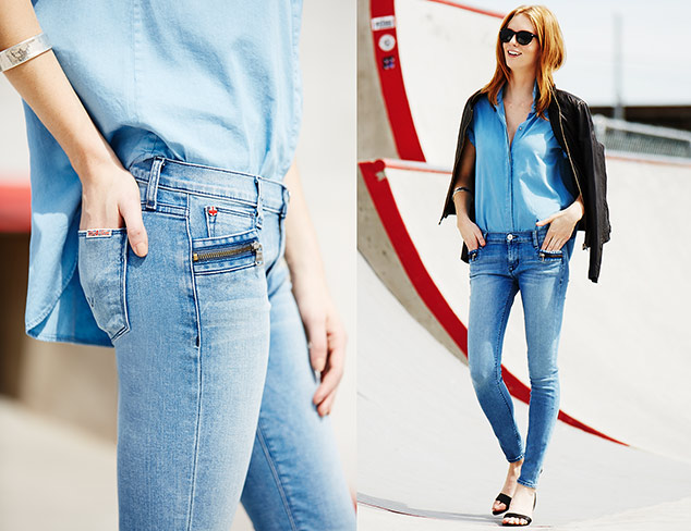 Contemporary Denim feat. Hudson Jeans at MYHABIT