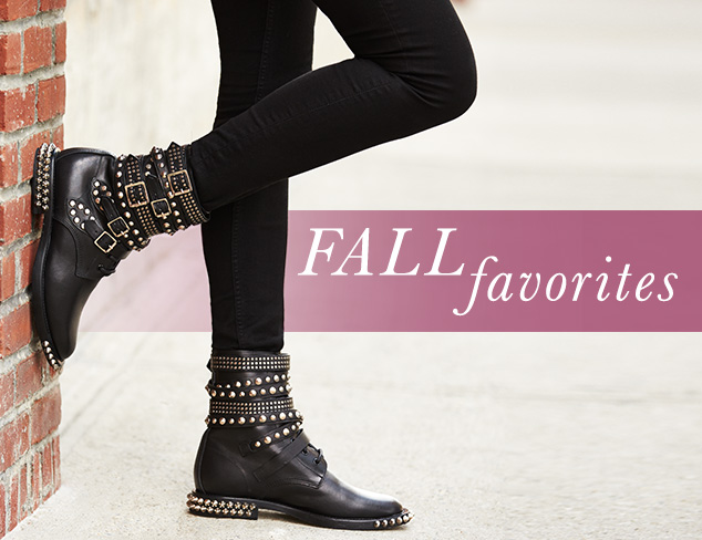 Fall Favorites Boots & Booties at MYHABIT
