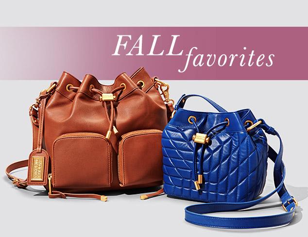 Fall Favorites Handbags at MYHABIT