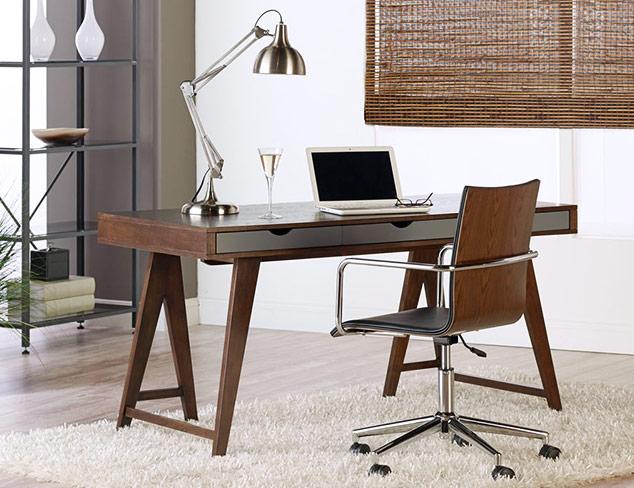 Furniture Feature Mid-Century Modern Office at MYHABIT