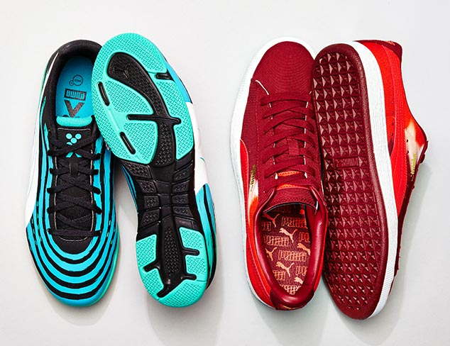 Get a Move On Sneakers at MYHABIT