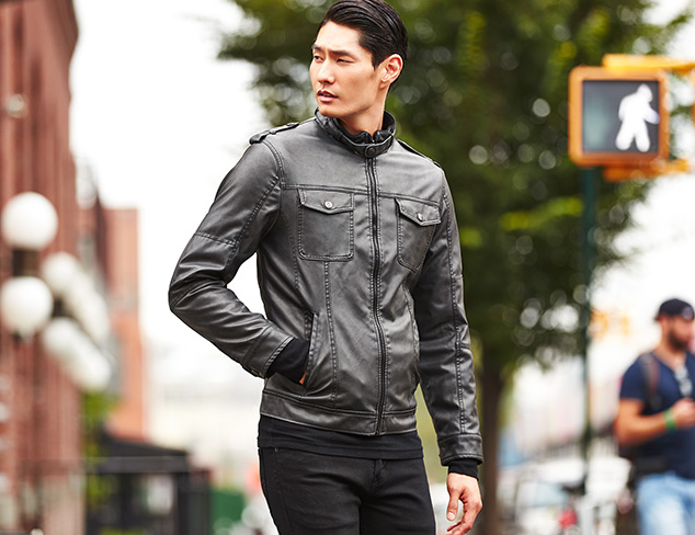 IJeans by Buffalo Outerwear at MYHABIT