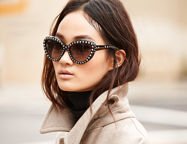 Just In Prada Sunglasses at MYHABIT
