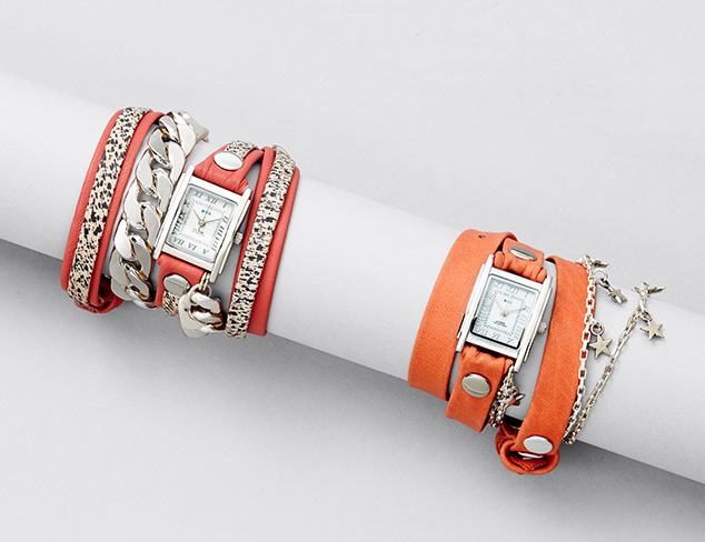 La Mer Collections Watches at MYHABIT