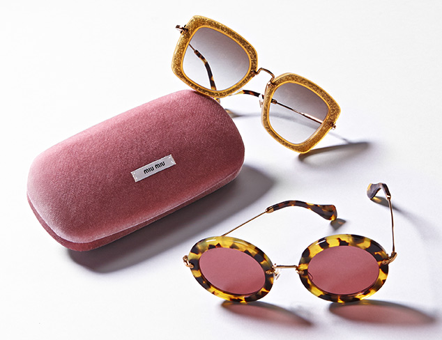 Miu Miu Sunglasses at MYHABIT