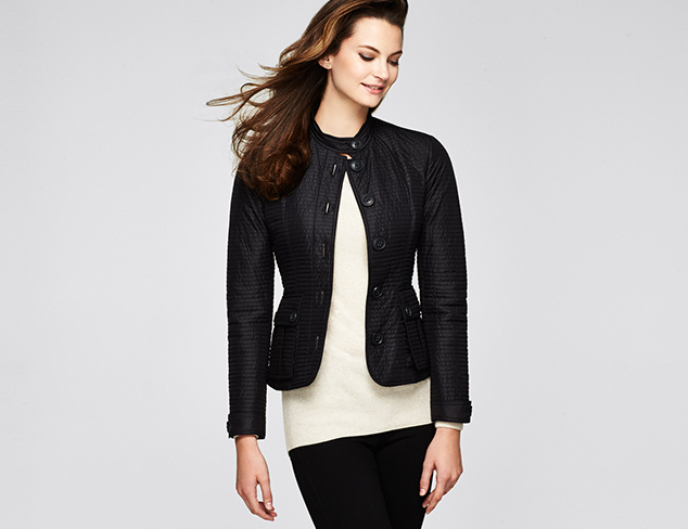 New Markdowns Burberry Outerwear at MYHABIT