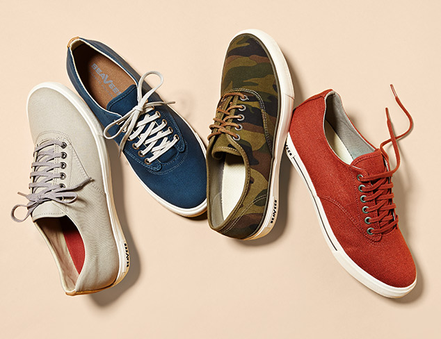 On the Casual Side Sneakers at MYHABIT