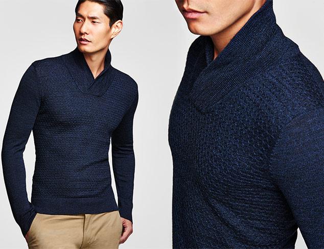 Perfect Fall Layers Merino Sweaters at MYHABIT