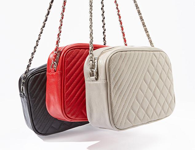 Small Size, Big Style Mini Handbags at MYHABIT