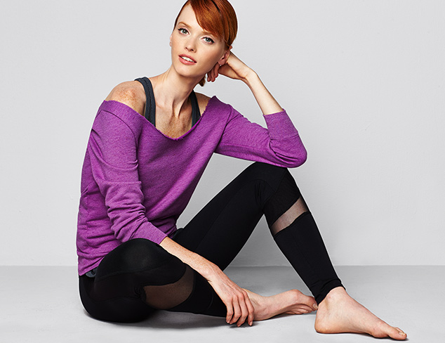 SOLOW Activewear at MYHABIT