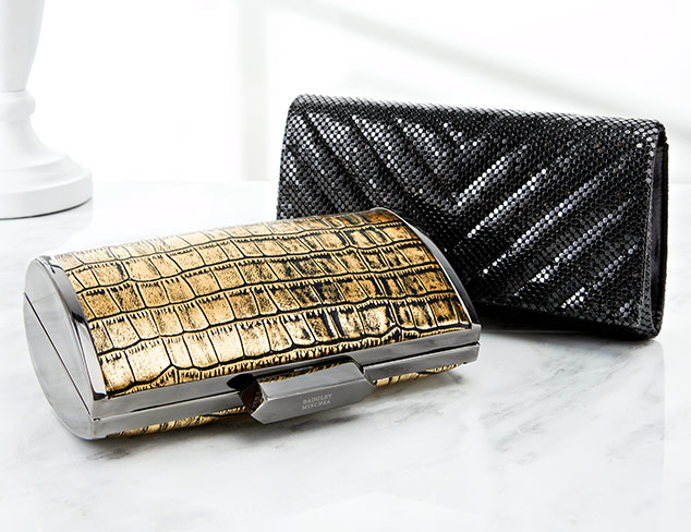 The Fall Occasion Clutches & Minaudières at MYHABIT