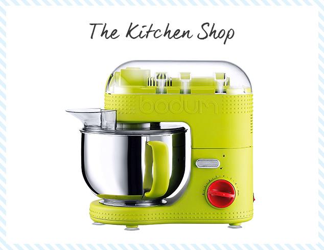 The Kitchen Shop Appliances at MYHABIT