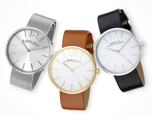 The Minimalist Watch feat. Marc by Marc Jacobs at MYHABIT