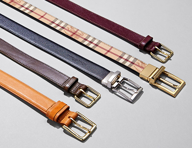 Up to 70 Off Dress Belts at MYHABIT