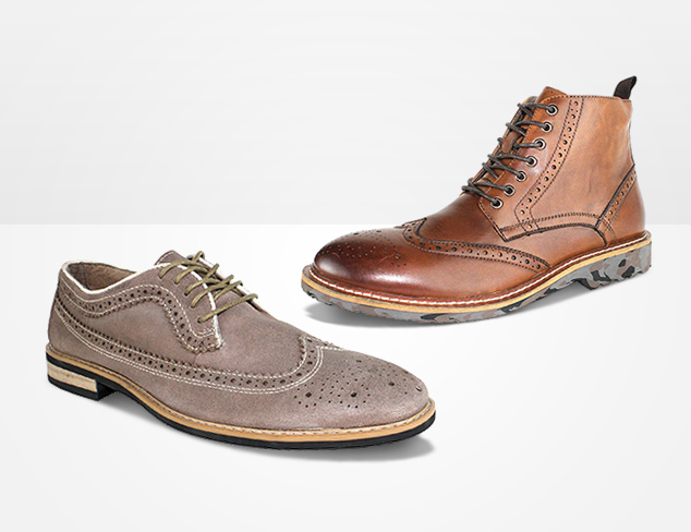 Vintage Foundry Shoes at MYHABIT
