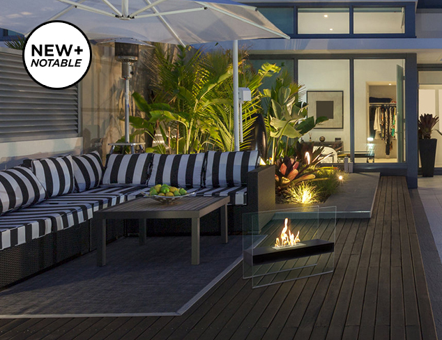 Warm Up Fireplaces, Heaters & Pits at MYHABIT