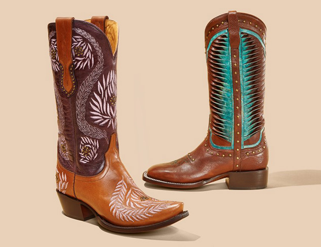 Western Influence Boots at MYHABIT