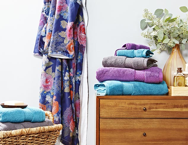 70 Off Schlossberg Switzerland Towels & Robes at MYHABIT