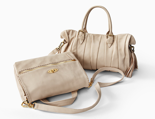 Carla Mancini & More Handbags at MYHABIT