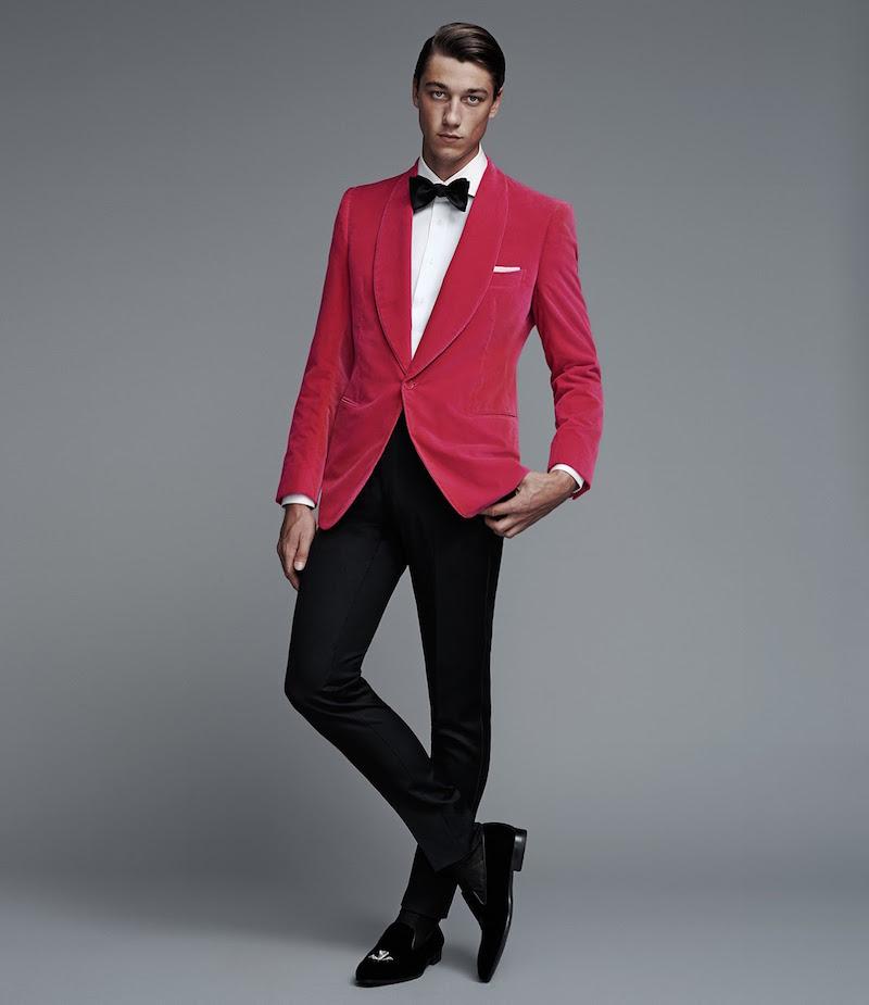 Cifonelli Velvet Single-Button Marbeuf Sportcoat