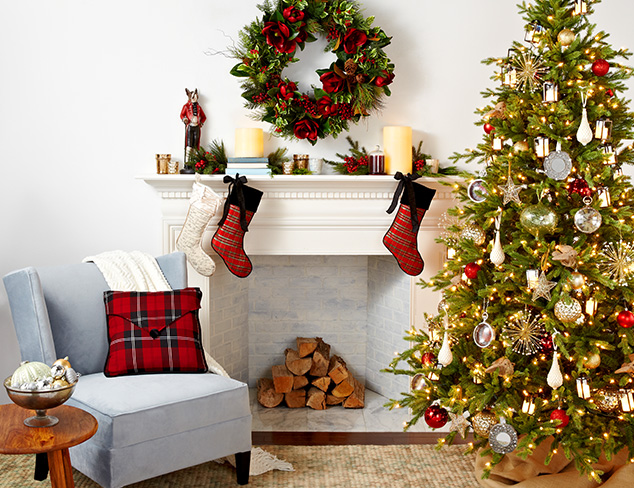 Classic Christmas Décor by Kurt Adler at MYHABIT