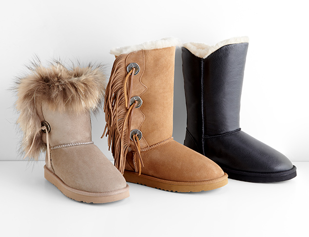 Cold Weather Boots feat. Australia Luxe Collective at MYHABIT