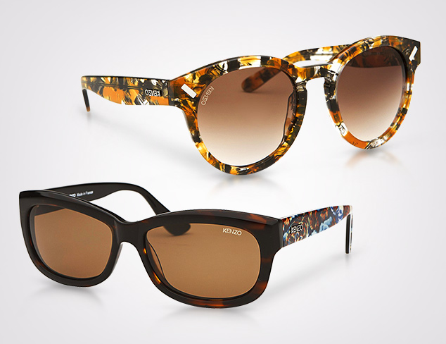Contemporary Frames feat. Kenzo at MYHABIT