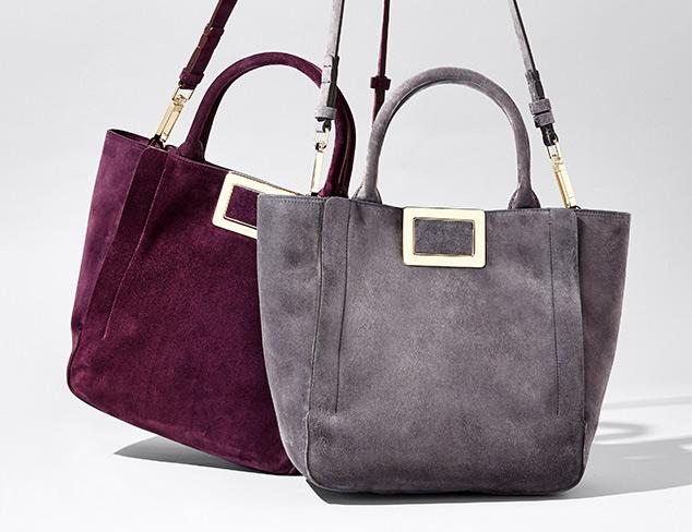 Designer Bags feat. Roger Vivier at MYHABIT
