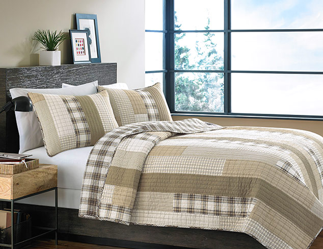 Eddie Bauer Bedding at MYHABIT