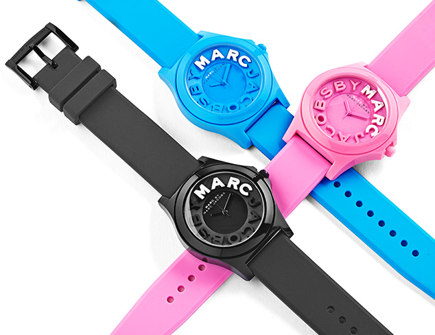 Favorite Watches feat. Marc by Marc Jacobs at MYHABIT