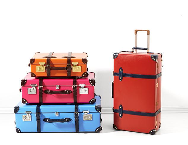 Free Shipping on Globe-Trotter Luggage at MYHABIT
