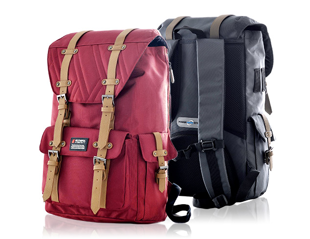 Functional Style Backpacks at MYHABIT