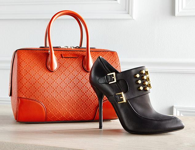 Gucci Shoes & Handbags at MYHABIT