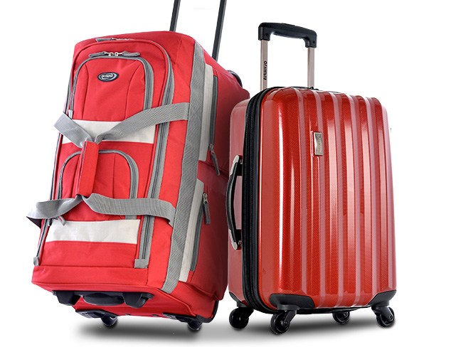 In the Red Luggage at MYHABIT