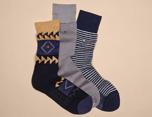Levi's Socks & Underwear at MYHABIT
