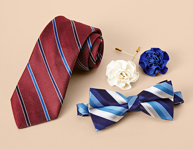 Michelson's Pocket Squares & More at MYHABIT