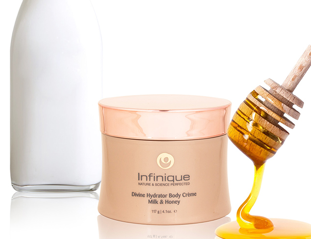 Organic Beauty feat. Infinique at MYHABIT